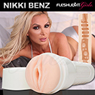 美國Fleshlight-Nikki Benz 妮姬 MVP...
