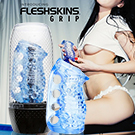 美國Fleshlight-FleshSknis Grip B...